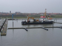 Bild 0 von Winterzeit ist Bauzeit - 1. Teil: Am Hafen