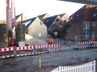 Bild 2 von Winterzeit ist Bauzeit - 2. Teil: Dorf und Billstraße