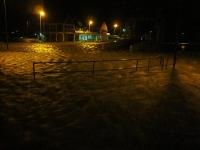 Bild 2 von Nächtliches Hochwasser ist überstanden