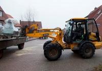 Bild 2 von Maschinen sind auf dem Weg von Juist nach Afrika