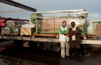 Bild 3 von Maschinen sind auf dem Weg von Juist nach Afrika