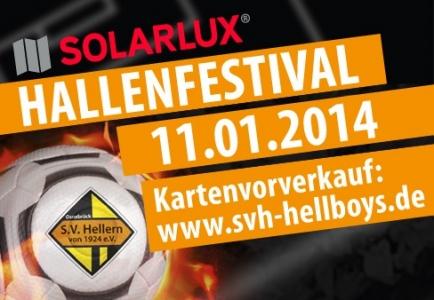 Bild 0 von Viele Juniorennationalspieler zu Gast beim 7. SOLARLUX Hallenfestival
