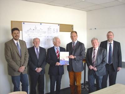 Bild 0 von Bauauftrag für neue umweltfreundliche Inselfähre an Cassens-Werft vergeben