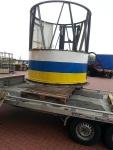Bild 1 von Zusätzliche Spende der Reederei für Memmertfeuer-Sanierung