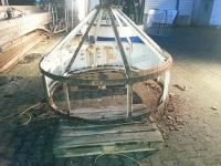 Bild 2 von Zusätzliche Spende der Reederei für Memmertfeuer-Sanierung