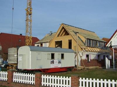 Bild 0 von Winterzeit ist Bauzeit - Teil 3: Baufortgänge im Februar