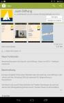 Bild 1 von Juist-Stiftung präsentiert neue Android-App