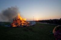 Bild 0 von Osterfeuer auf Juist