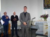 Bild 2 von Inselkantor wurde in Festgottesdienst im Amt eingeführt