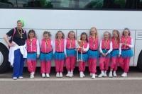 Bild 2 von Juister Tänzerinnen sehr erfolgreich bei der Deutschen Meisterschaft in Riesa