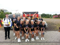 Bild 8 von Juister HipHop-Cheerdancer auf der Europameisterschaft der ECU in Bonn