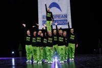 Bild 9 von Juister HipHop-Cheerdancer auf der Europameisterschaft der ECU in Bonn