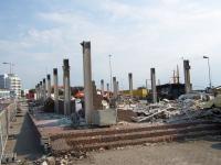 Bild 2 von Abfertigungsgebäude in Norddeich wurde jetzt abgerissen