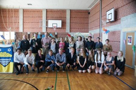 Bild 0 von Zwölf Schüler verließen die Inselschule Juist