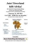 Bild 0 von Juist Töwerland hilft Afrika