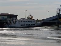 Bild 1 von Schlick- und Sandlage im Juister Hafen spitzt sich zu
