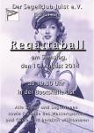 Bild 1 von Regatta und Regattaball am 16.8.2014
