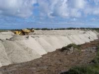 Bild 3 von Sandtransporte am Hammersee sind im vollen Gange