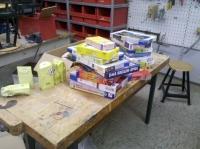 Bild 4 von Juister Schüler brachten 23 Kartons mit Sachspenden auf den Weg