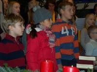 Bild 2 von Mehr als zweihundert Teilnehmer beim Adventssingen dabei