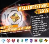 Bild 0 von 8. SOLARLUX Hallenfestival am 10.01.2015 beim SV Hellern