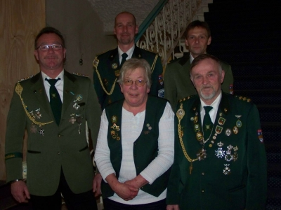 Bild 0 von Schützenverein braucht neue Leiterin für Damenriege