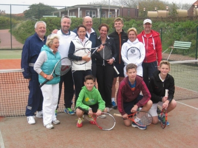 Bild 0 von Juister Tennisclub am Meer e.V. gegründet