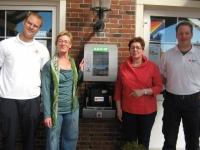 Bild 0 von Ein neuer Meilenstein zur Menschenrettung – Neuer Defibrillator im Loog