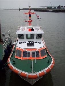 Bild 0 von Bundespräsident Gauck lobte selbstlosen Einsatz der Seenotretter