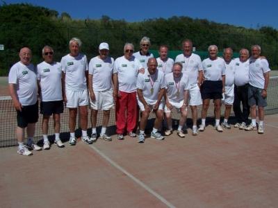 """Bild 0 von Tennisturnier """"King of Juist"""" besteht seit zwanzig Jahren"""