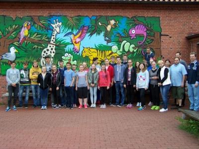 Bild 0 von Inselschule führte deutsch-polnischen Jugendaustausch durch