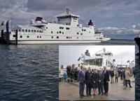 Bild 0 von Norden-Frisia stellte neues Schiff in Dienst