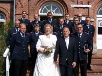 Bild 0 von Bürgermeister Dietmar Patron heiratete heute seine Ihna