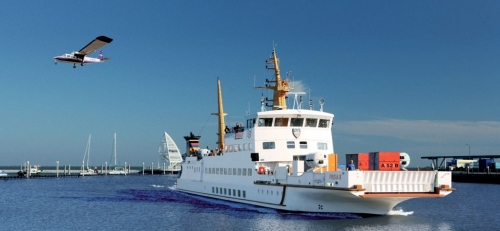 """Bild 0 von Sonderschiff ab Norddeich zum """"Spiel des Lebens"""""""