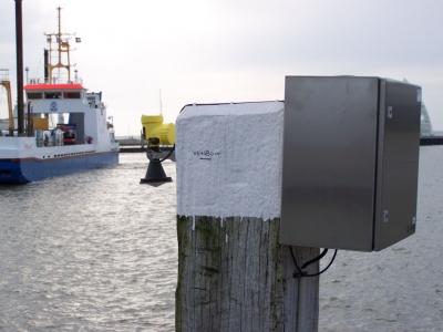 Bild 0 von Noch kein Gesprächstermin wegen Hafenverschlickung