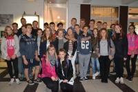 Bild 2 von Schülerinnen und Schüler der Inselschule Juist sind in Polen