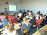 Bild 1 von Juister Inselschülerinnen und Schüler zu Gast in Pszow
