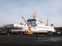 Bild 0 von Winterzeit ist Werftzeit für die Inselfähren