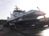 Bild 1 von Winterzeit ist Werftzeit für die Inselfähren