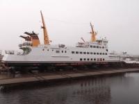 Bild 3 von Winterzeit ist Werftzeit für die Inselfähren