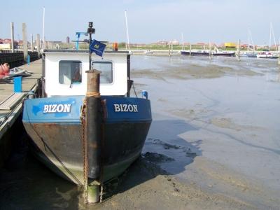 Bild 0 für Steht der Juister Bootshafen schon nach acht Jahren vor dem Aus?