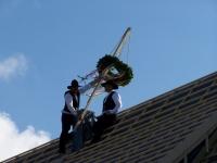 Bild 1 von Richtfest in der Gräfin-Theda-Straße