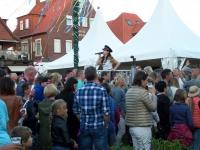 Bild 1 von Niederländer heizten beim Abschlusskonzert heftig ein