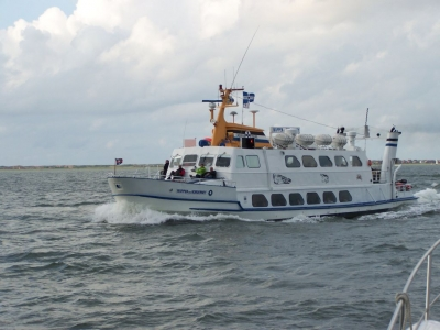 """Bild 0 von Ausflugsschiff """"Wappen von Norderney"""" wurde verschrottet"""