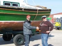 Bild 1 von Kein Boot war länger auf Juist als