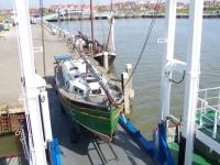 Bild 2 von Kein Boot war länger auf Juist als