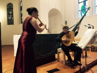Bild 0 für Konzert der Juist-Stiftung – Duo La Vigna überzeugt mit Barock
