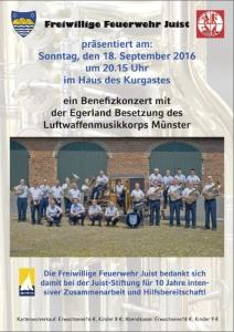 Bild 0 von Konzert des Luftwaffenmusikkorps Münster für die Juist-Stiftung steht an