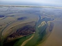 Bild 7 von Aktuelle Luftbilder vom Juister Watt und dem Hafen