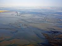 Bild 9 von Aktuelle Luftbilder vom Juister Watt und dem Hafen